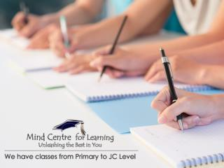 Cie Tuition Singapore