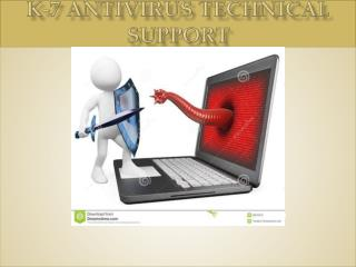 K7 Antivirus Technical Support 1 888 467 5549