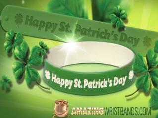 Saint Patrick's Bracelets