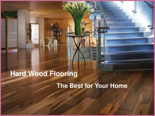 Flooring Installation & Repairs Services