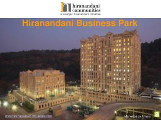 Hiranandnai Business Park Panvel