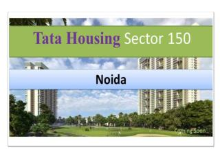 Tata Housing Sector 150 Noida