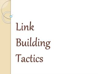 Need Of Link Building Services