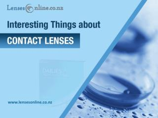 Buy Contact Lenses with Confidence