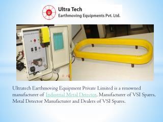 Ultratech earthmoving equipments