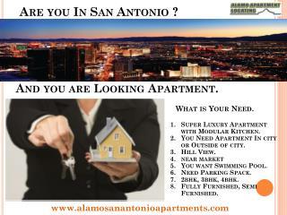 Are you In San Antonio