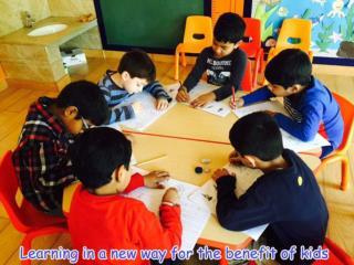 Play way method school South Delhi