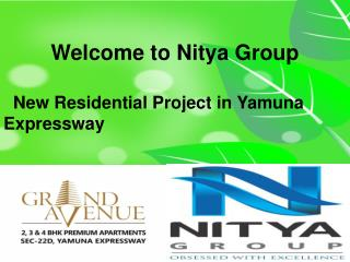 Nitya Group Residential Project In Yamuna Expressway