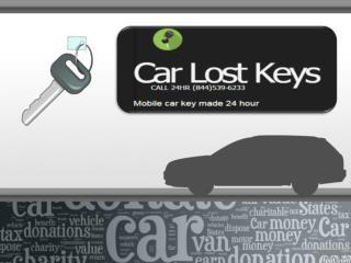 Car Lost Keys