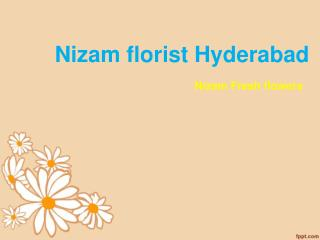 Online Flower Delivery in Hyderabad Same Day