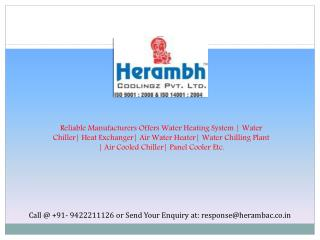 Heat Exchangers Manufactures Suppliers Maharashtra