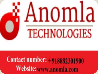 Anomla technologies