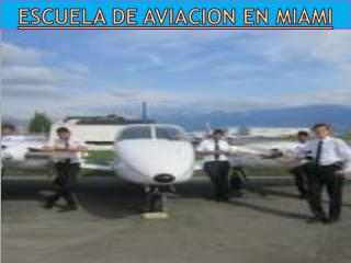 Academia de aviacion
