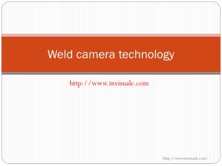 Welding Camera Technology