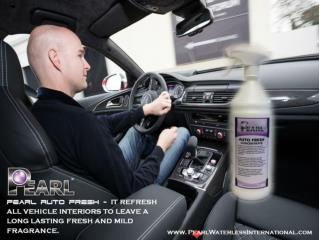 Are you looking for a good air freshener? try Pearl Auto Fresh.