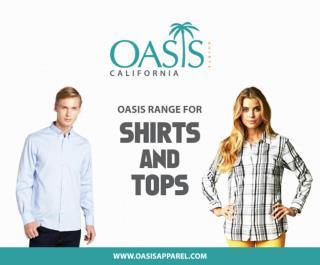 Wholesale Shirts Manufacturer - Catalogue