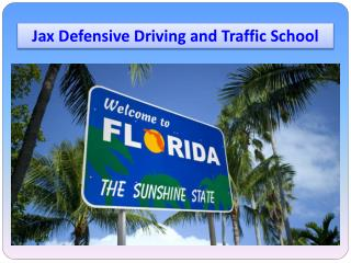 Professional Driving School in Jacksonville Florida