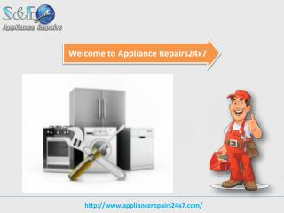 Best Service Appliance Repair Provides in Washington, DC