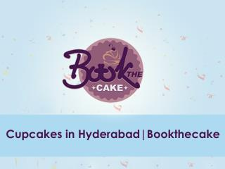 Cupcakes in Hyderabad ,Order Cupcakes Online | Bookthecake
