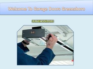 Professionals Garage Door Opener