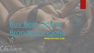 Buy Best Online Branded lingerie