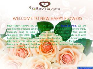 Florist in India | Floristh.com