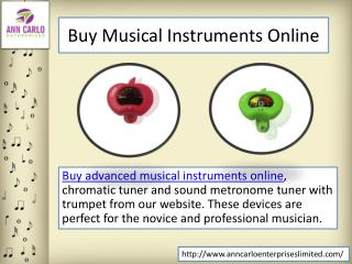 Buy Musical Instruments Online