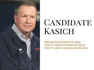 Candidate Kasich