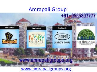 Amrapali Bollywood Towers by Amrapali Group