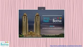 Gulshan Botnia Cheap and Best Project