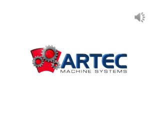 Get Quality Gearbox Services - Artec MAchine