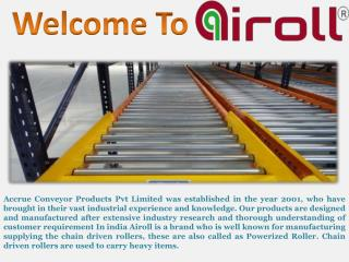 Accrue Conveyor Products Private Limited