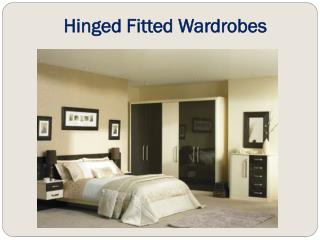 Hinged Fitted Wardrobes