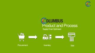 Columbus - Inventory Management Software