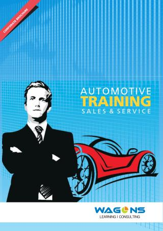 Automotive Corporate Training Solutions