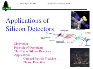 Silicon Detector Application