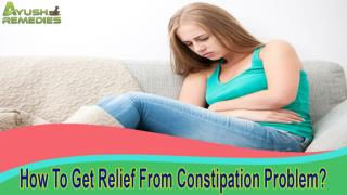 How To Get Relief From Constipation Problem In Children And Adults?