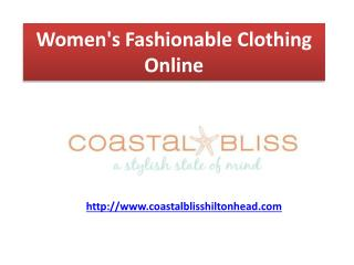 Best Contemporary Clothing Store