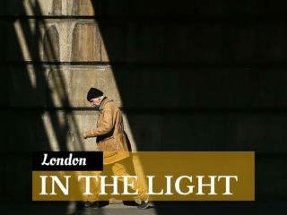 London in the light
