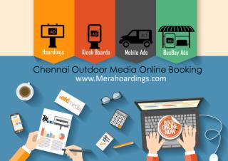 Hoardings in Chennai, Online Booking, Outdoor Media In Chennai, Billboards Advertising in Chennai, Hoardings Advertising