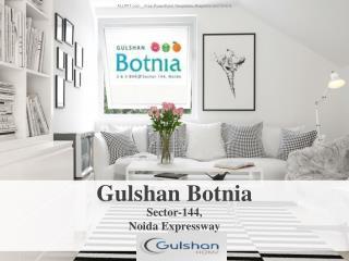 Gulshan Botnia Newly Residential Apartment
