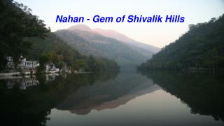 Places to visit in Nahan