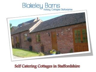 Unparalleled Holiday Cottages in Straffordshire