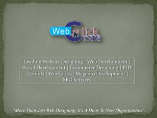 Responsive Website Designing in Delhi | Web Design Services