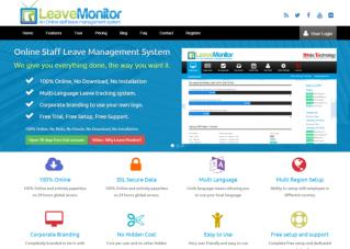 Leave Monitor : Absence management system
