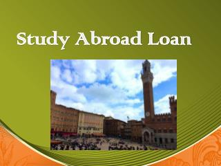 Study Abroad Loan : Not Studying Abroad Could Cost You $567,004