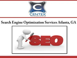 Search Engine Optimization Services Atlanta, GA