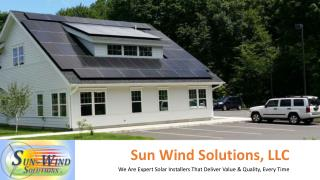 Sun-Wind Solutions, LLC