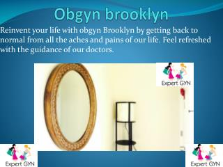 Obgyn brooklyn, Top gynecologist nyc, 24 hour urgent care