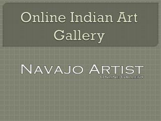 Online Indian Art Gallery
